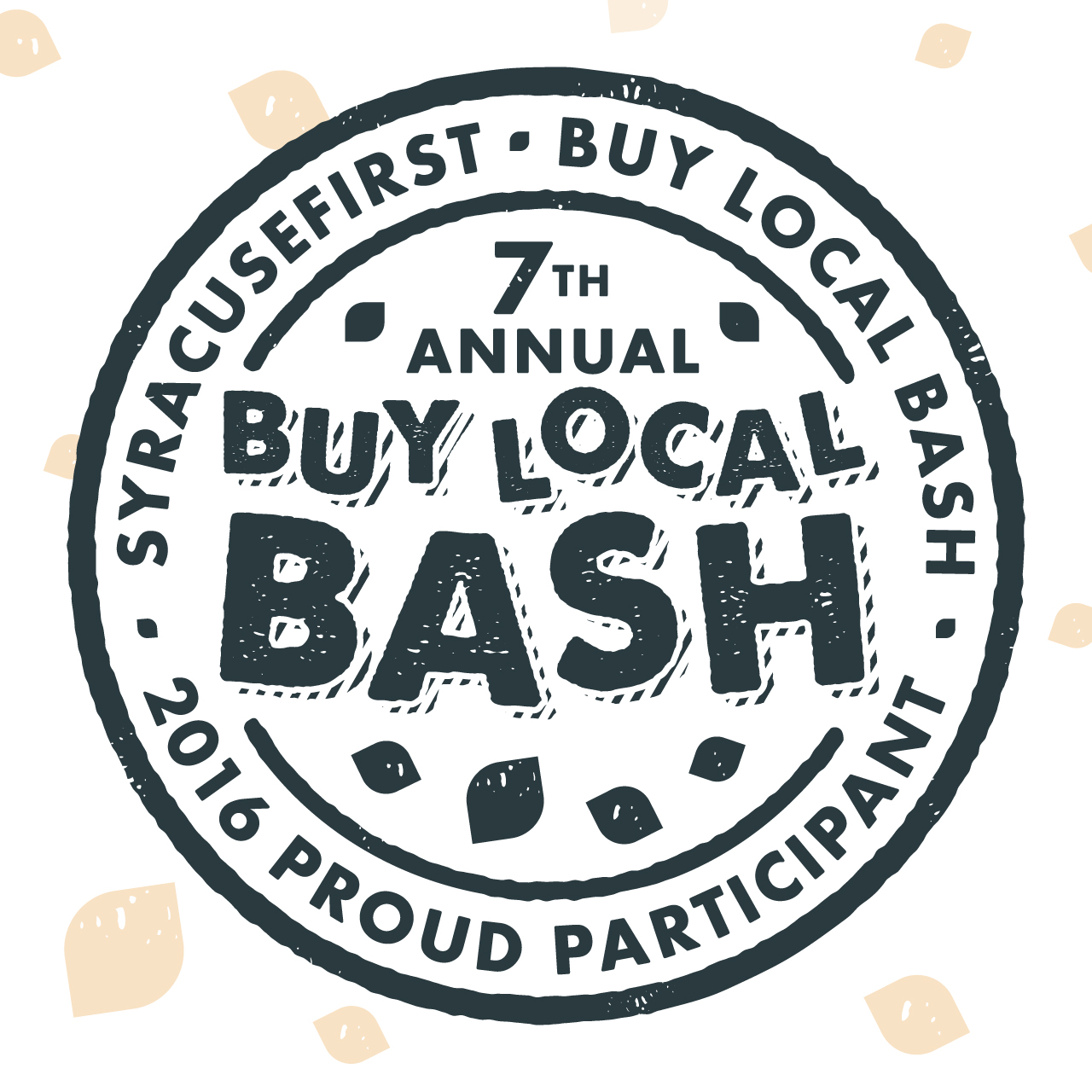 Syracuse Buy Local Bash on November 21, 2016 5:00 pm - 9:00 pm at the Regional Market